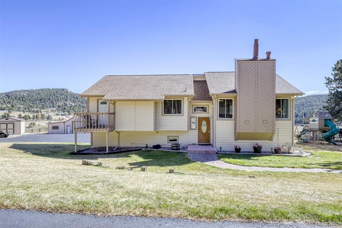 7250 County Hwy 73, Evergreen, CO 80439 - #: 8769953