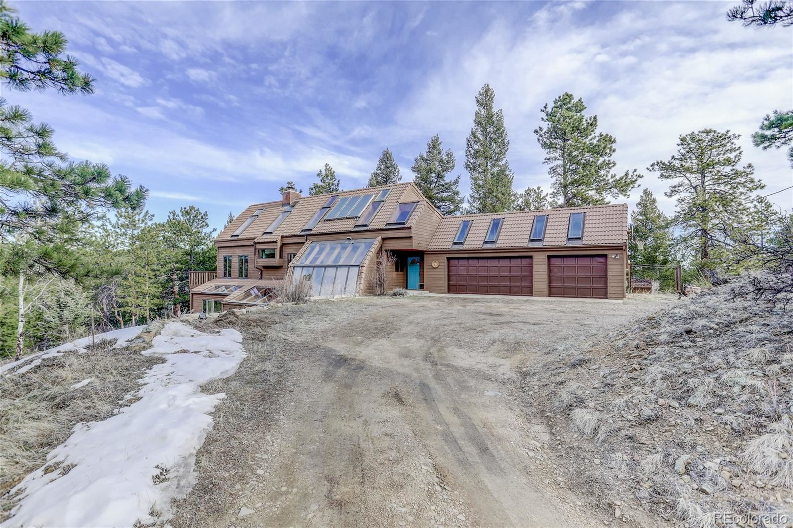 30773 Ruby Ranch Road, Evergreen, CO 80439 - #: 9713954