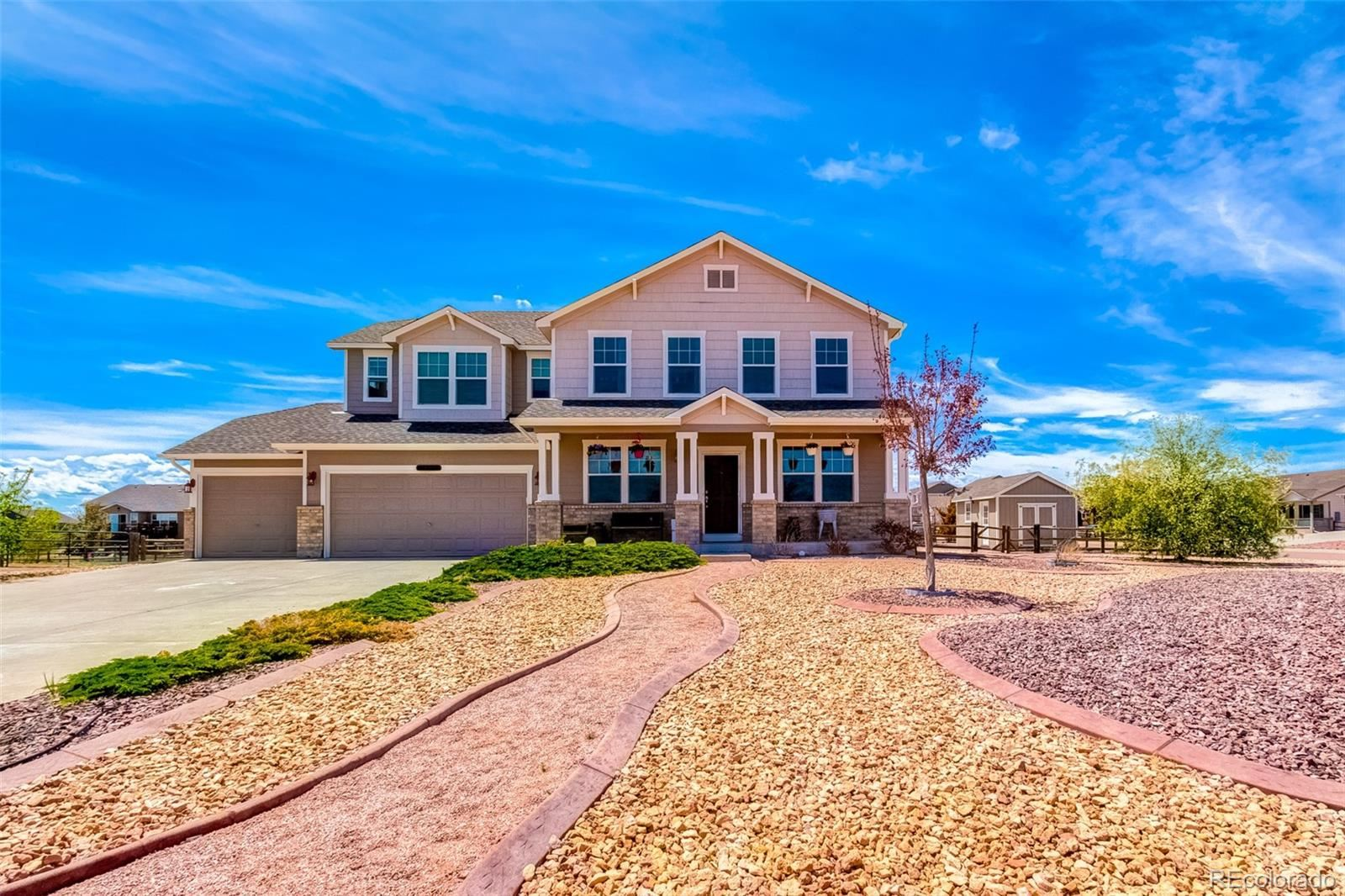 12129 Rio Secco Road, Peyton, CO 80831 - #: 1715955