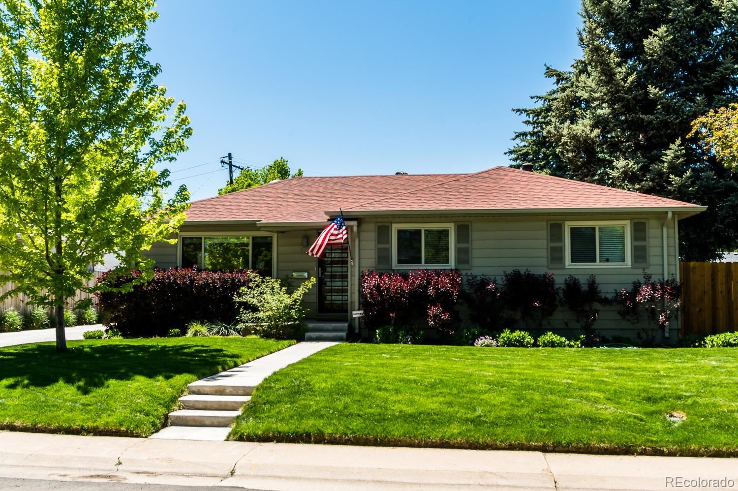 1731 S Forest Street, Denver, CO 80222 - #: 5255955