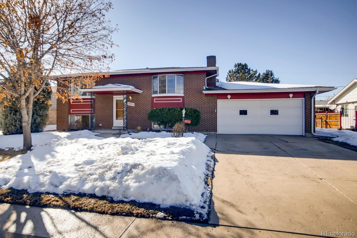 1931 S Carr Street, Lakewood, CO 80227 - #: 3015957