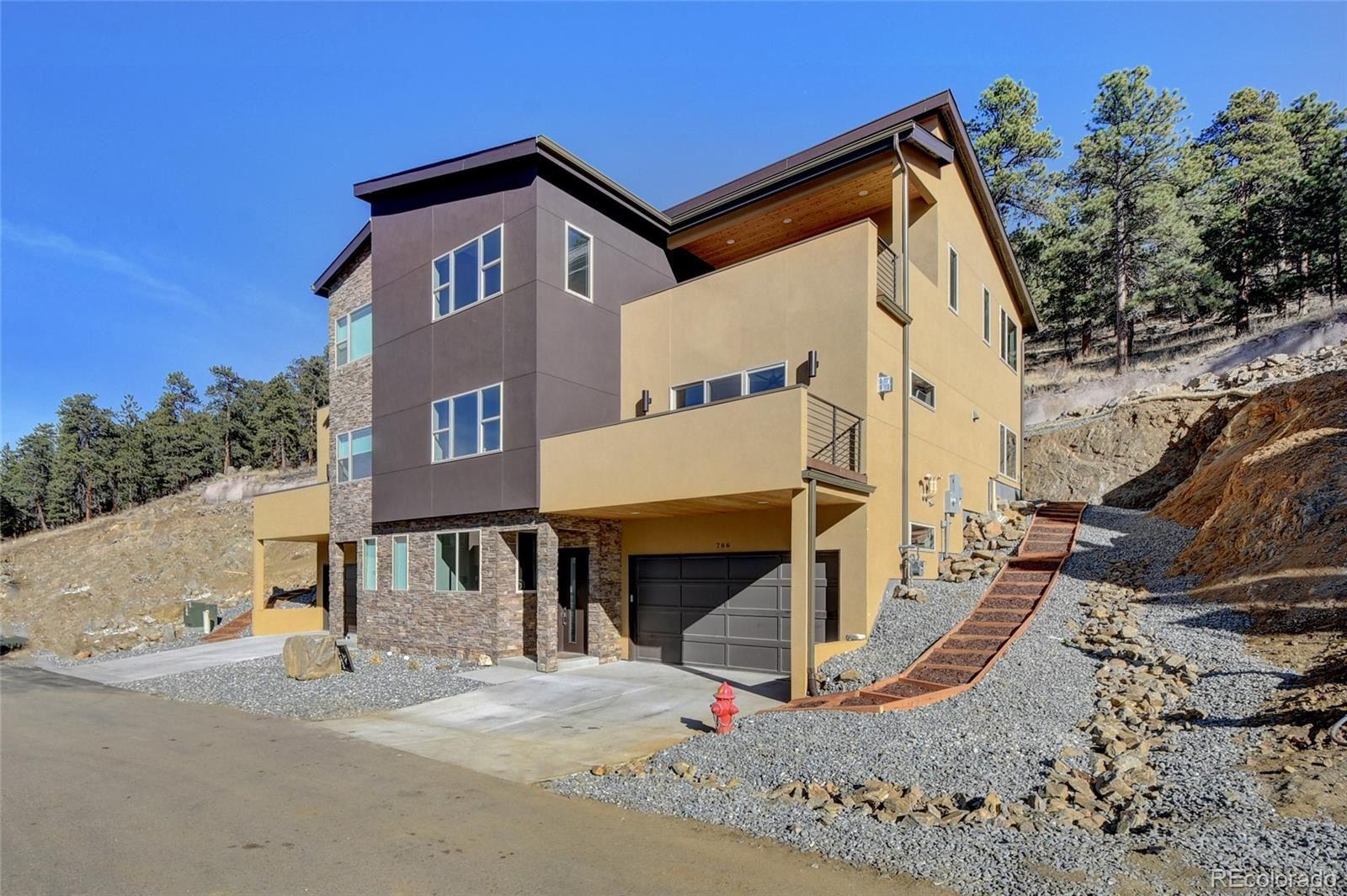 736 Dreamcatcher Lane, Evergreen, CO 80439 - #: 6287957