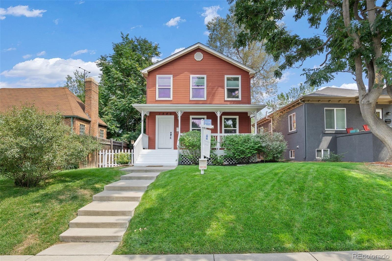 1540 Albion Street, Denver, CO 80220 - MLS#: 1501961