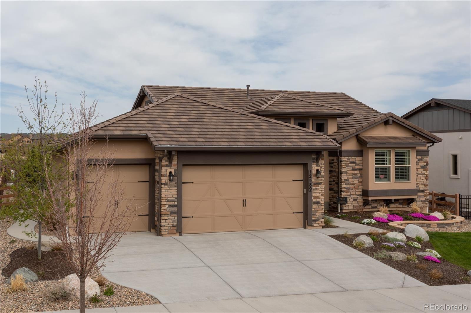 12589 Chianti Court, Colorado Springs, CO 80921 - #: 4935962