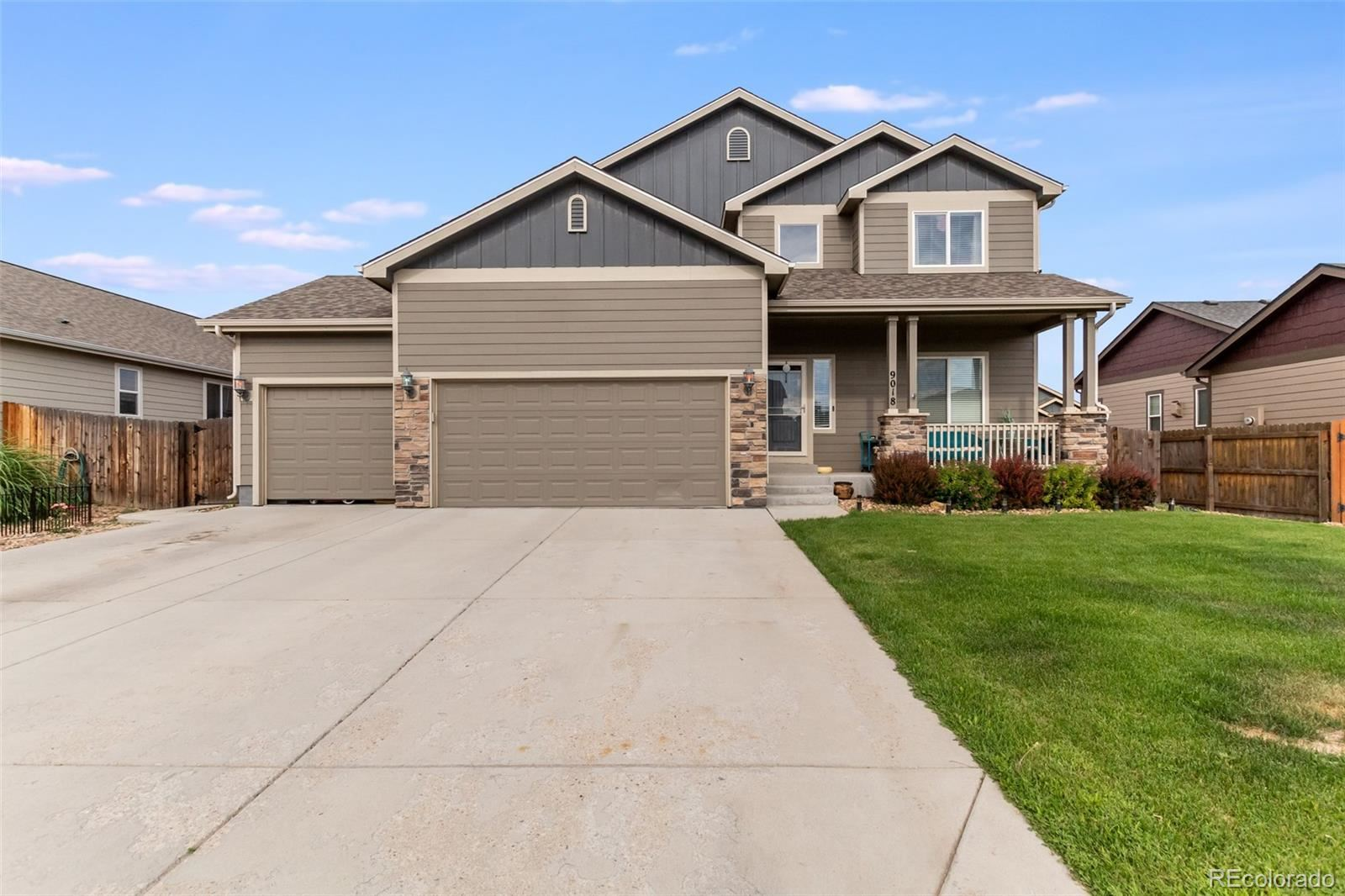 9018 Harlequin Circle, Frederick, CO 80504 - #: 5016964