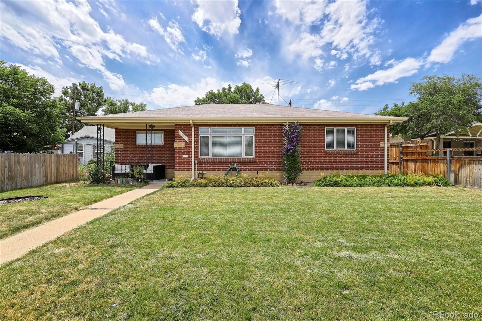 1541 Syracuse Street, Denver, CO 80220 - #: 7496964