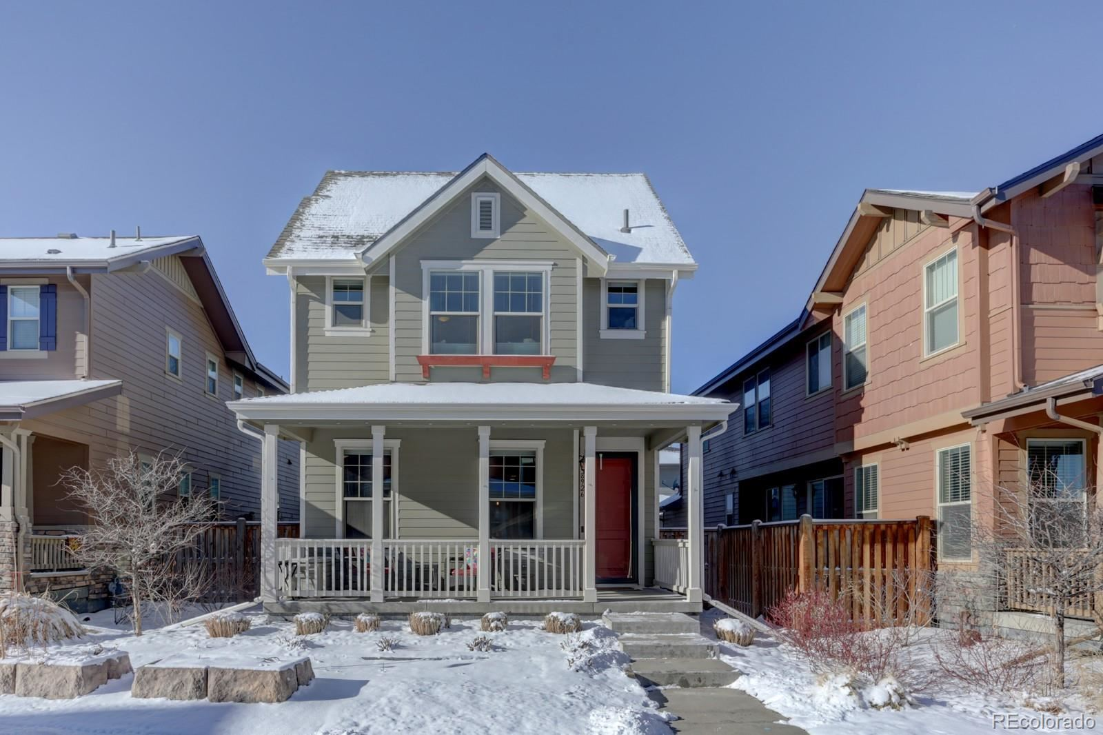 8926 E 50th Avenue, Denver, CO 80238 - #: 7305965