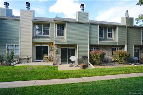 Photo of 3407 S Ammons Street #20-4, Lakewood, CO 80227 (MLS # 8373966)