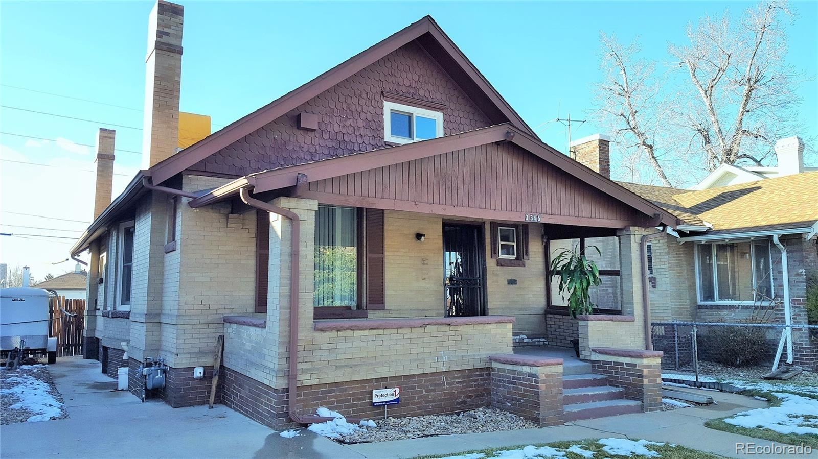 3345 N Gaylord Street, Denver, CO 80205 - #: 3205967