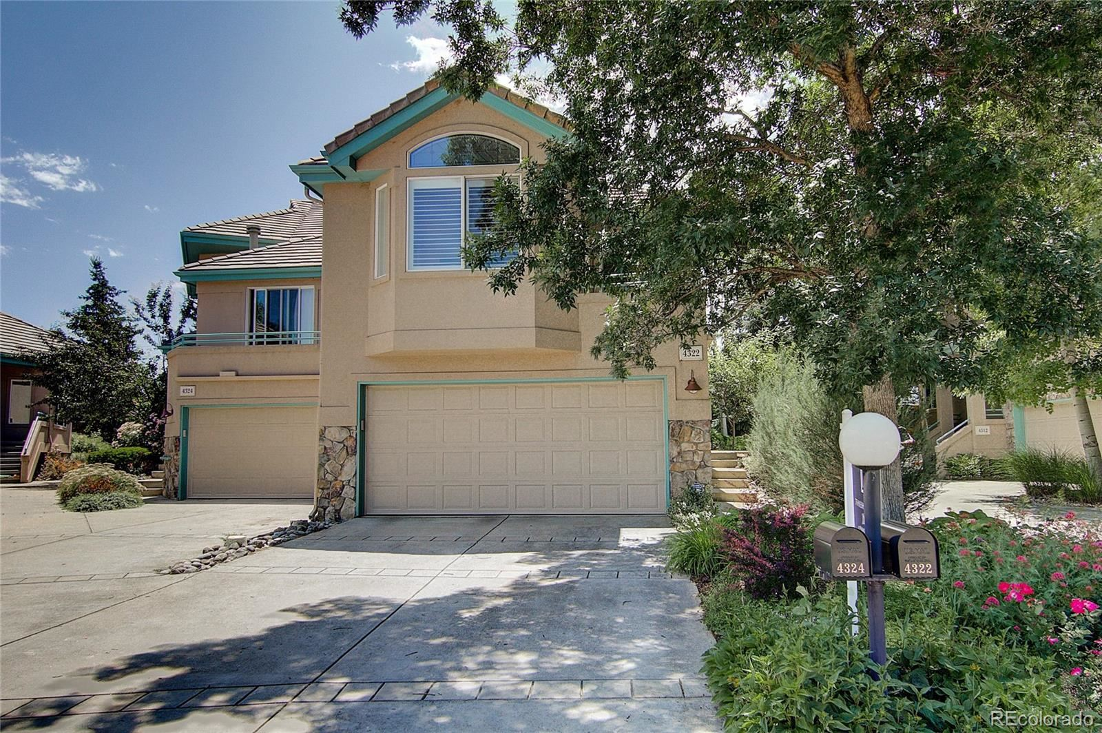 4322  Clay Commons Court, Boulder, CO 80303 - #: 5325967