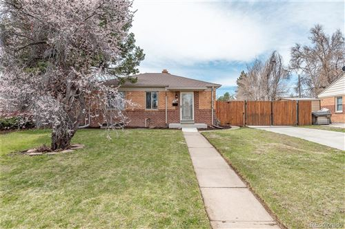 Photo of 3990 Haddon Road, Denver, CO 80205 (MLS # 9756968)