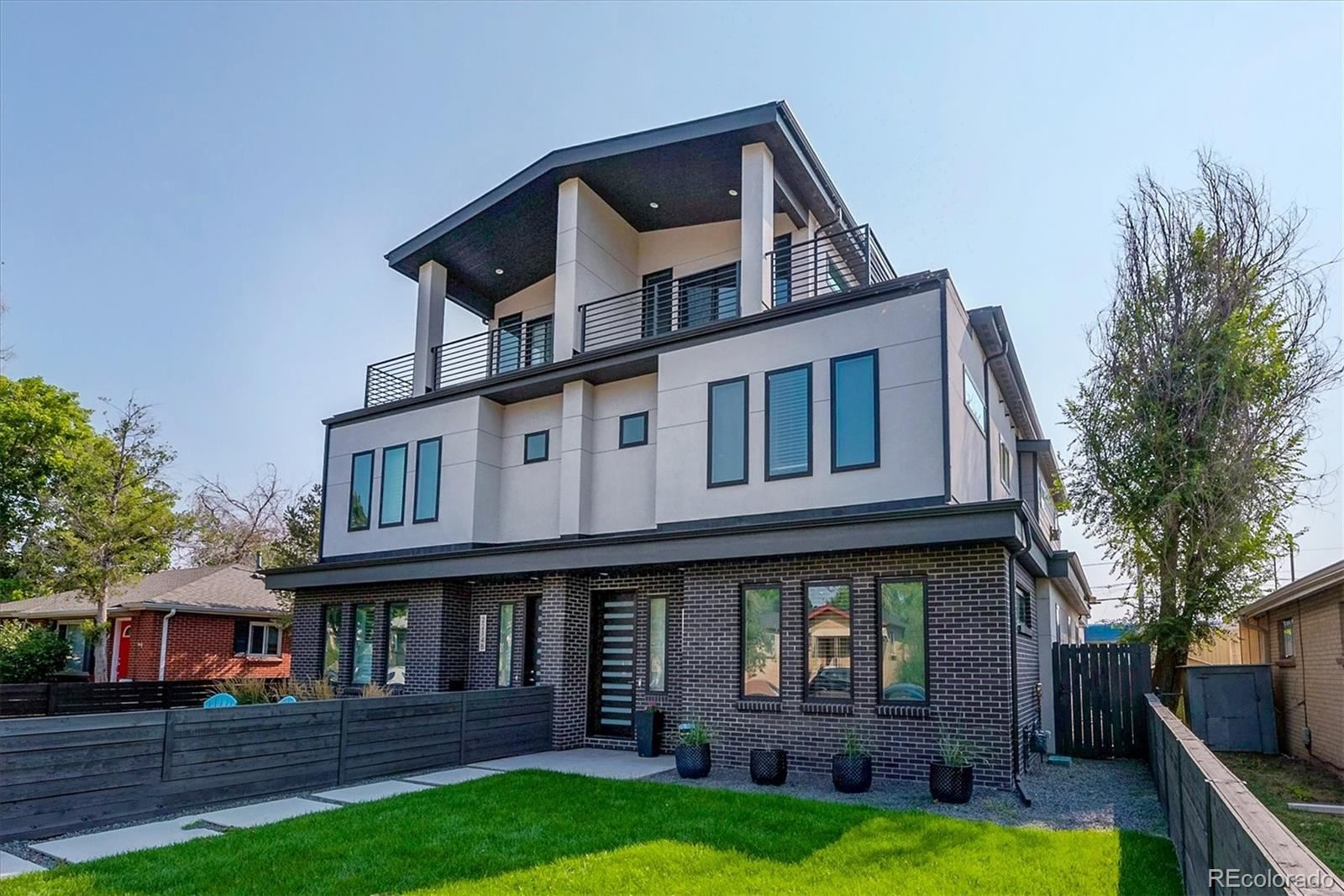 Photo of 2214 Ames Street #A, Edgewater, CO 80214 (MLS # 8990969)