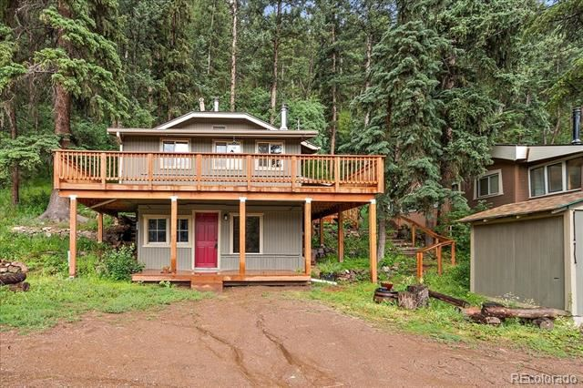 27420 Highway 74, Evergreen, CO 80439 - #: 9143970