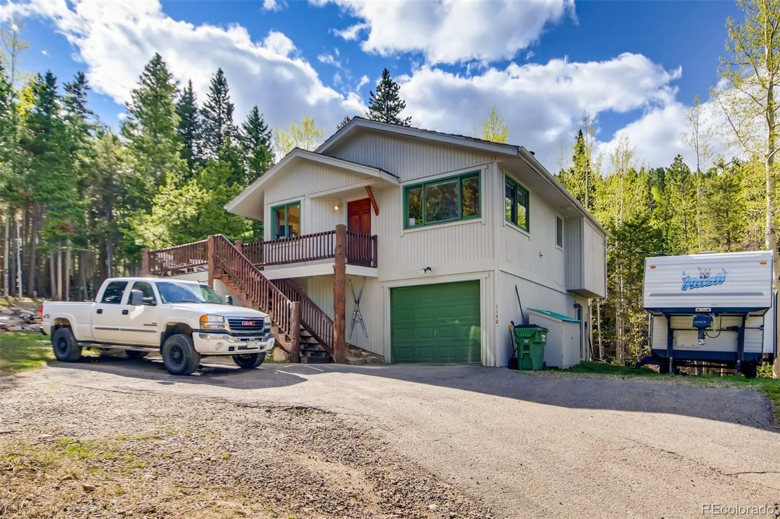 1142 Lodgepole Drive, Evergreen, CO 80439 - #: 9933970