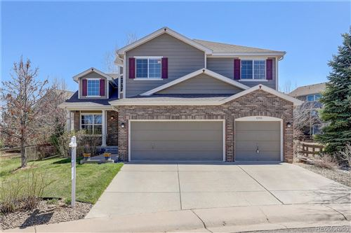 Photo of 8306 Briar Haven Place, Castle Pines, CO 80108 (MLS # 8752973)