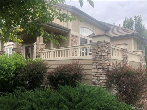 Photo of 8893 Tappy Toorie Circle, Highlands Ranch, CO 80129 (MLS # 9695973)