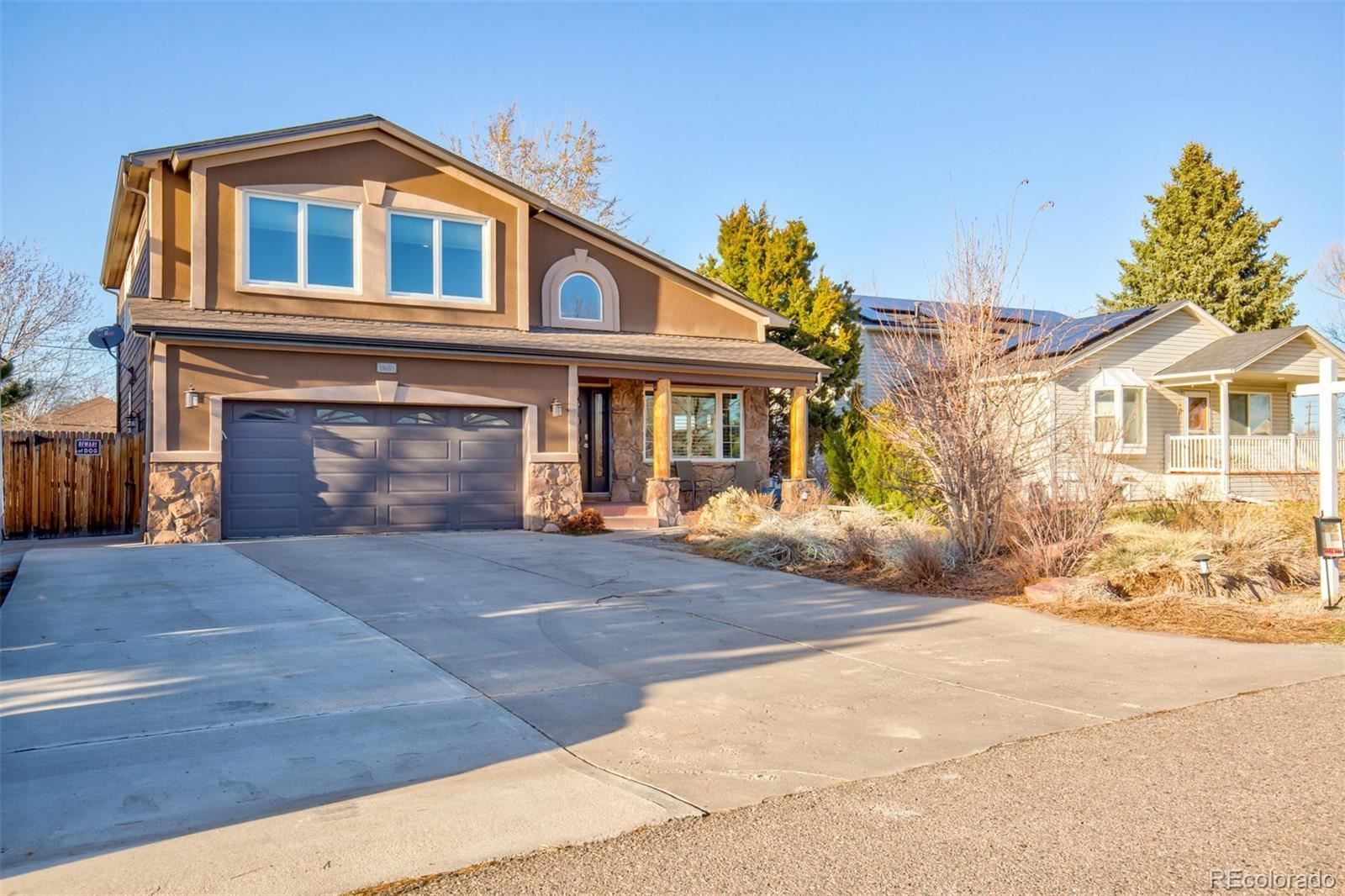 11655 W Security Avenue, Lakewood, CO 80401 - #: 2162973