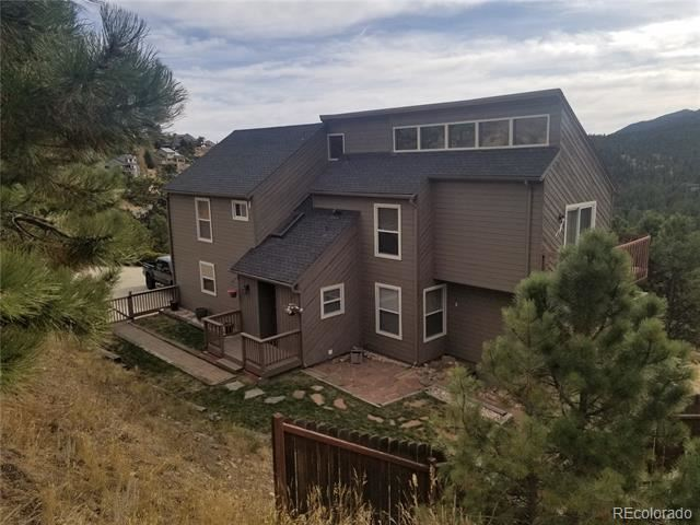 29640 Chestnut Drive, Evergreen, CO 80439 - #: 7966975