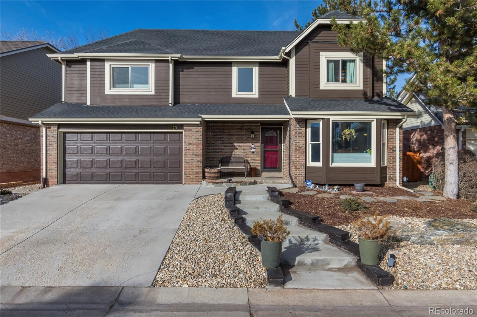 170  Willowleaf Drive, Littleton, CO 80127 - #: 8800975