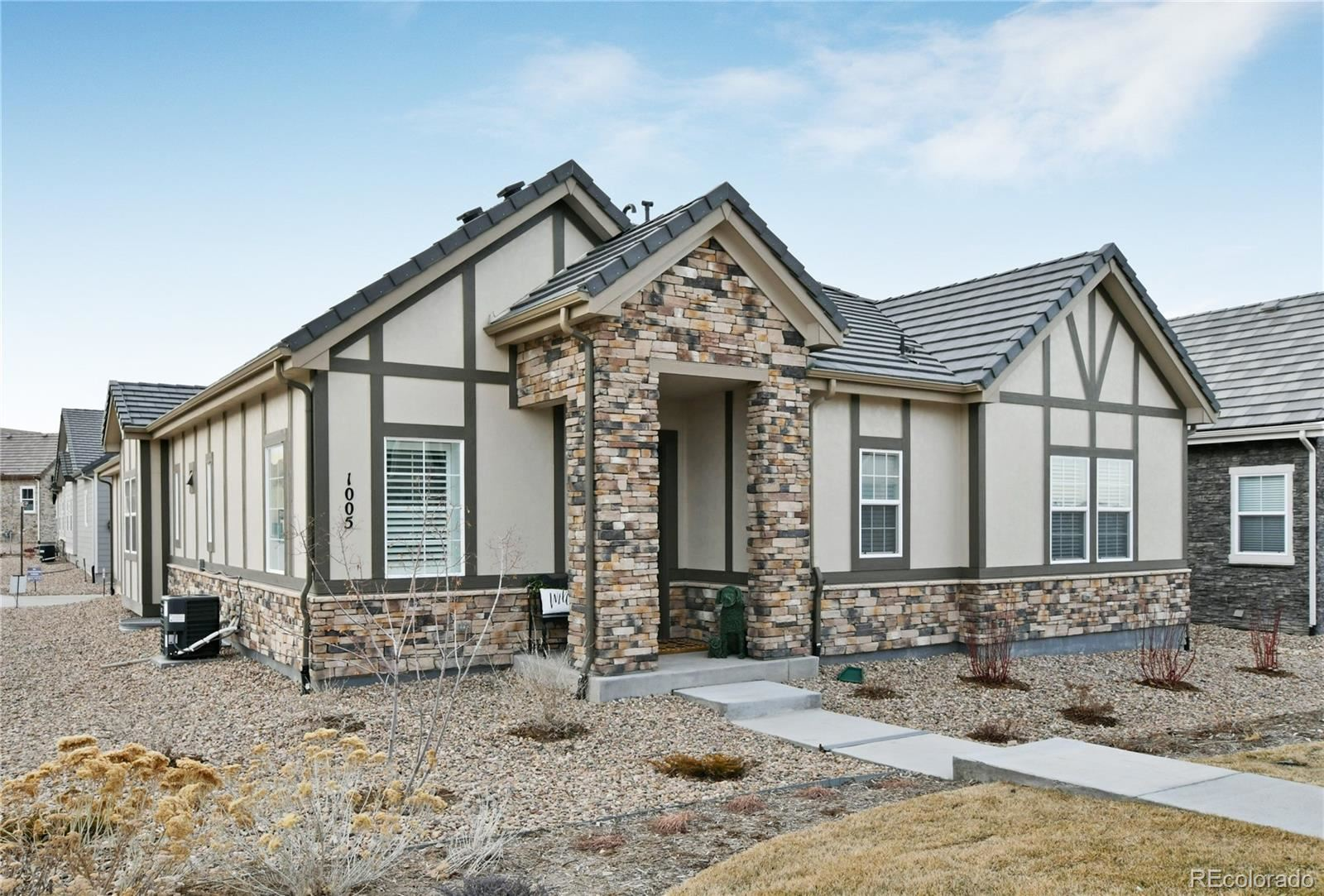 1005  Brocade Drive, Highlands Ranch, CO 80126 - #: 4505976