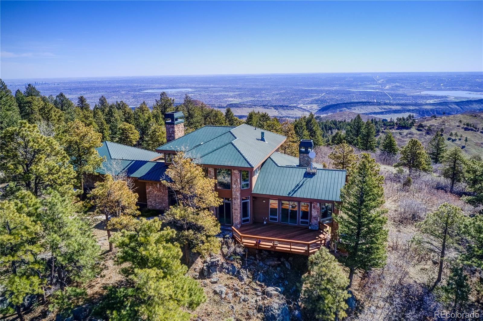 47 W Ranch Trail, Morrison, CO 80465 - #: 8423976