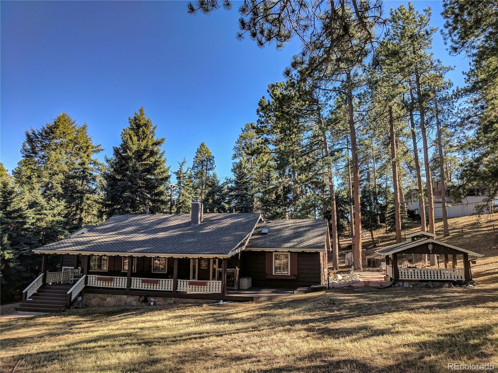 28380  Douglas Park Road, Evergreen, CO 80439 - #: 3811977
