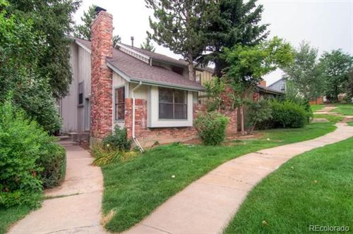 Photo of 7711 East Jamison Drive, Centennial, CO 80112 (MLS # 8255978)