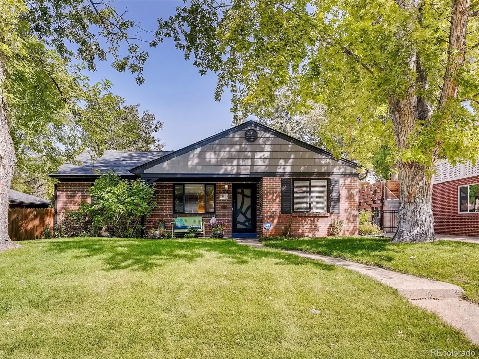 7015 E 11th Avenue, Denver, CO 80220 - #: 3875978