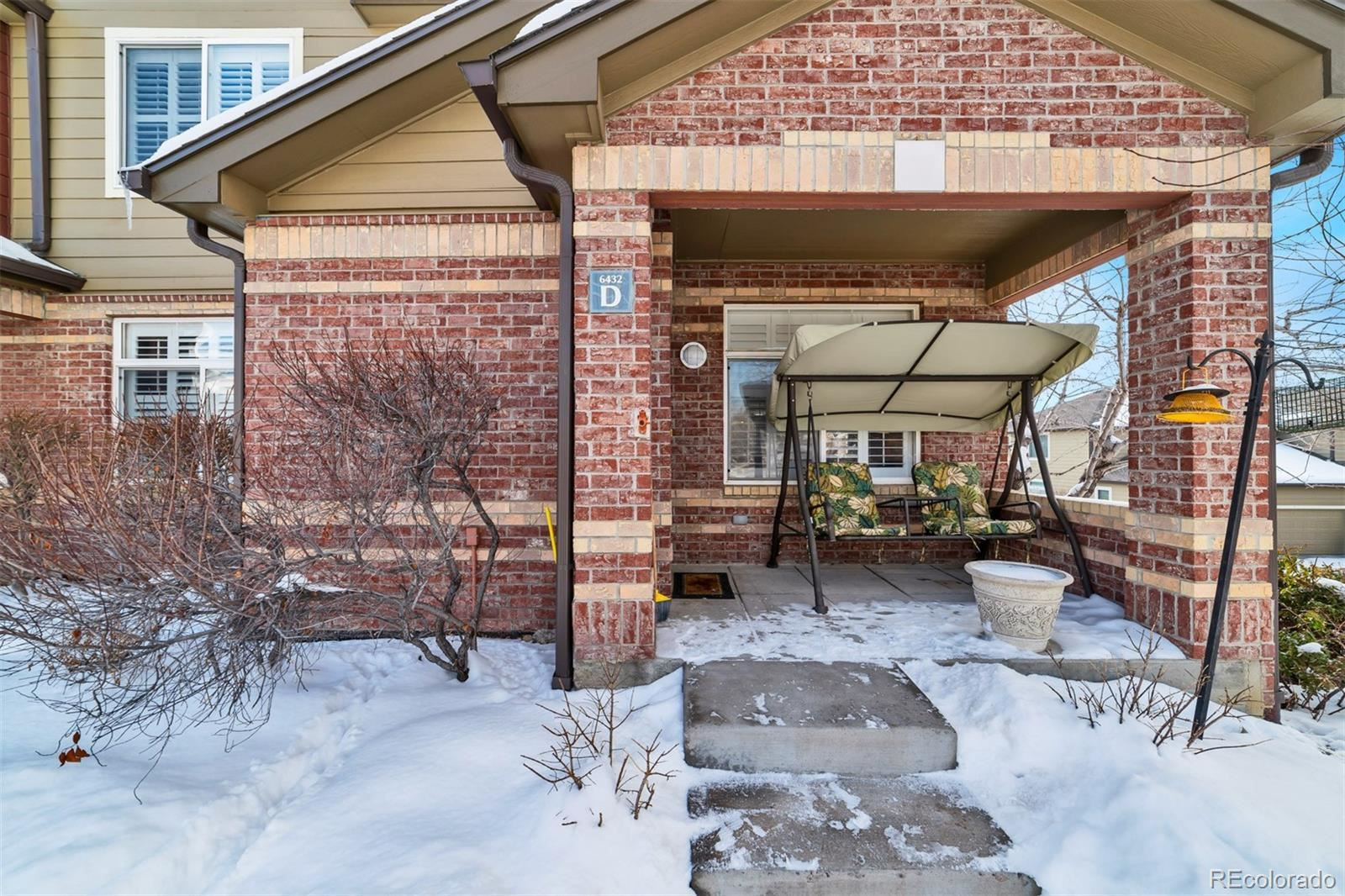 6432  Silver Mesa Drive  D #D, Highlands Ranch, CO 80130 - #: 3895978