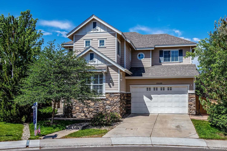 10688 Riverbrook Circle, Highlands Ranch, CO 80126 - #: 3589979