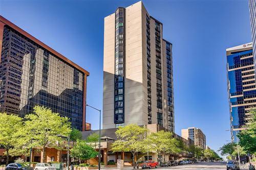 Photo of 1777 Larimer Street #709, Denver, CO 80202 (MLS # 9944983)