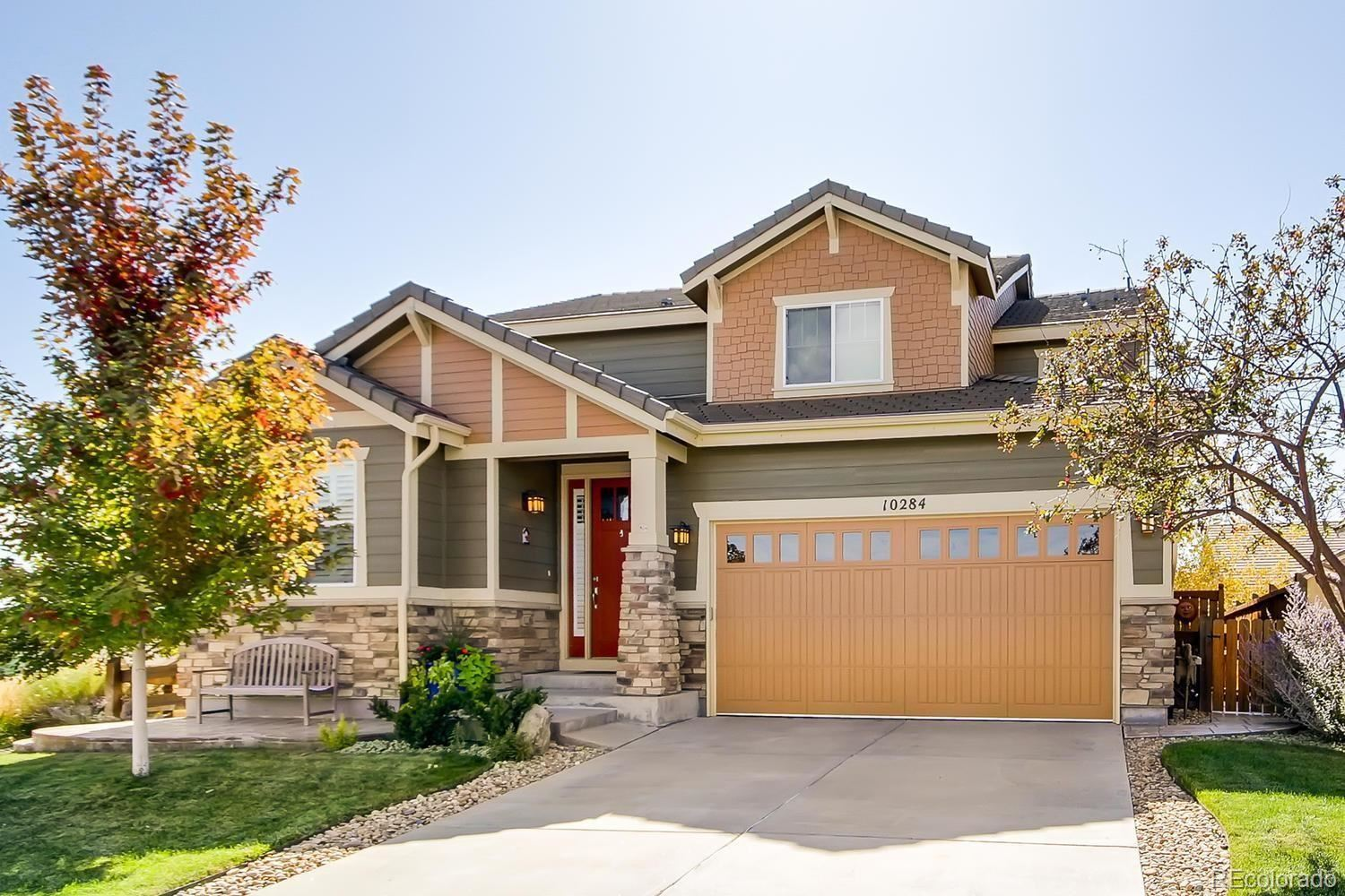 10284  Greenfield Circle, Parker, CO 80134 - #: 8764986