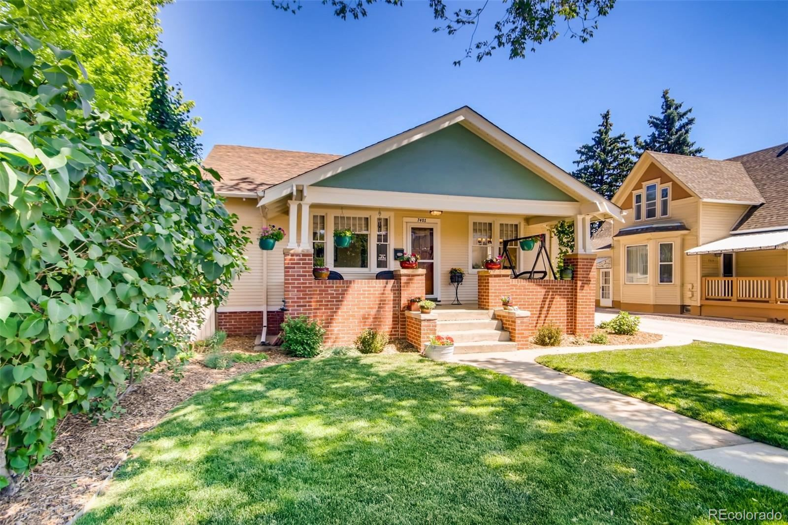 7401 Grant Place, Arvada, CO 80002 - #: 9267986