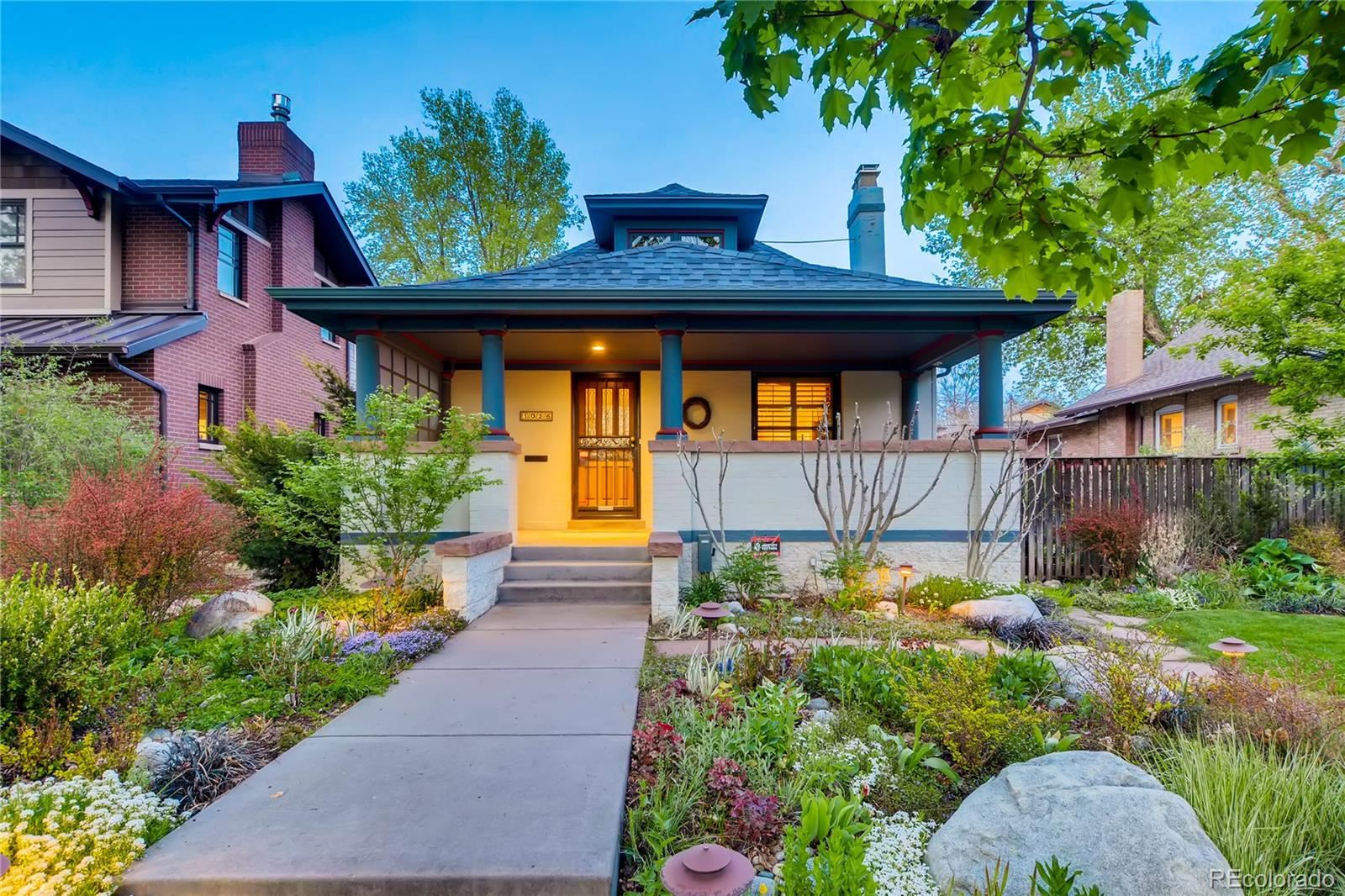 1026 S High Street, Denver, CO 80209 - #: 2299988