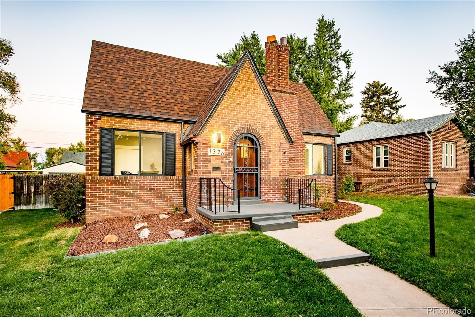 Photo of 1376 Clermont Street, Denver, CO 80220 (MLS # 4614988)