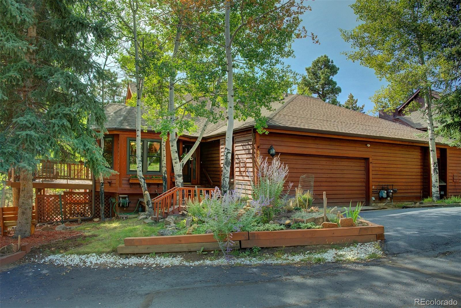 4287 Troutdale Village Drive, Evergreen, CO 80439 - #: 8336989