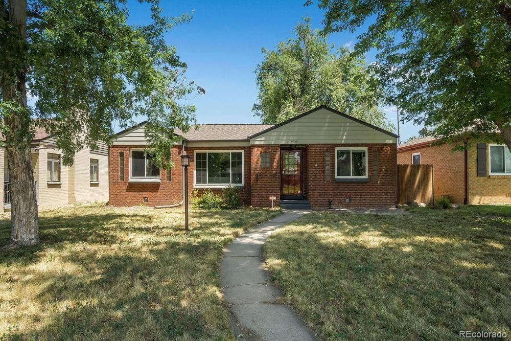 2928 Elm Street, Denver, CO 80207 - #: 2866991