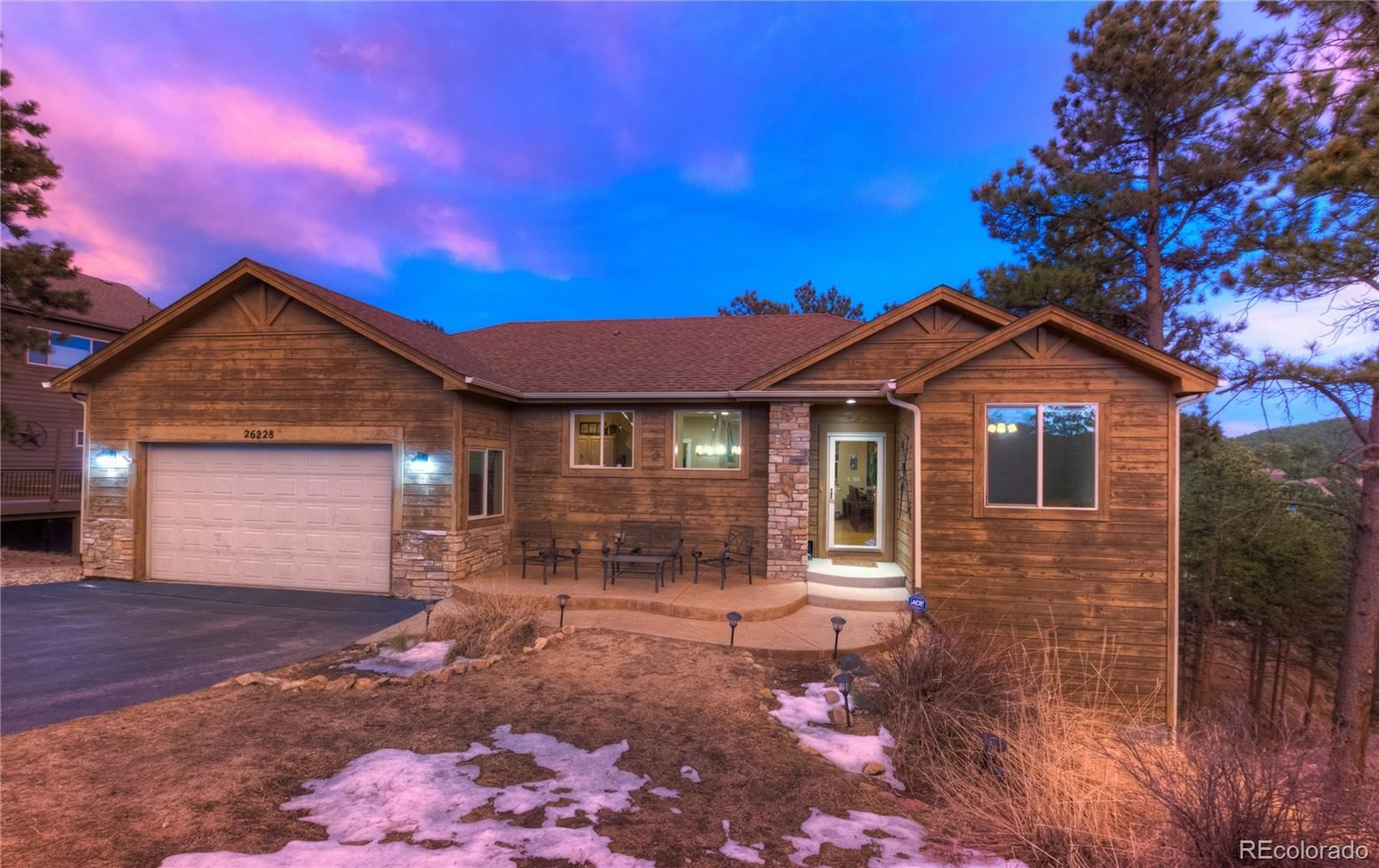 26228  Snowdrop Road, Evergreen, CO 80439 - #: 5184991