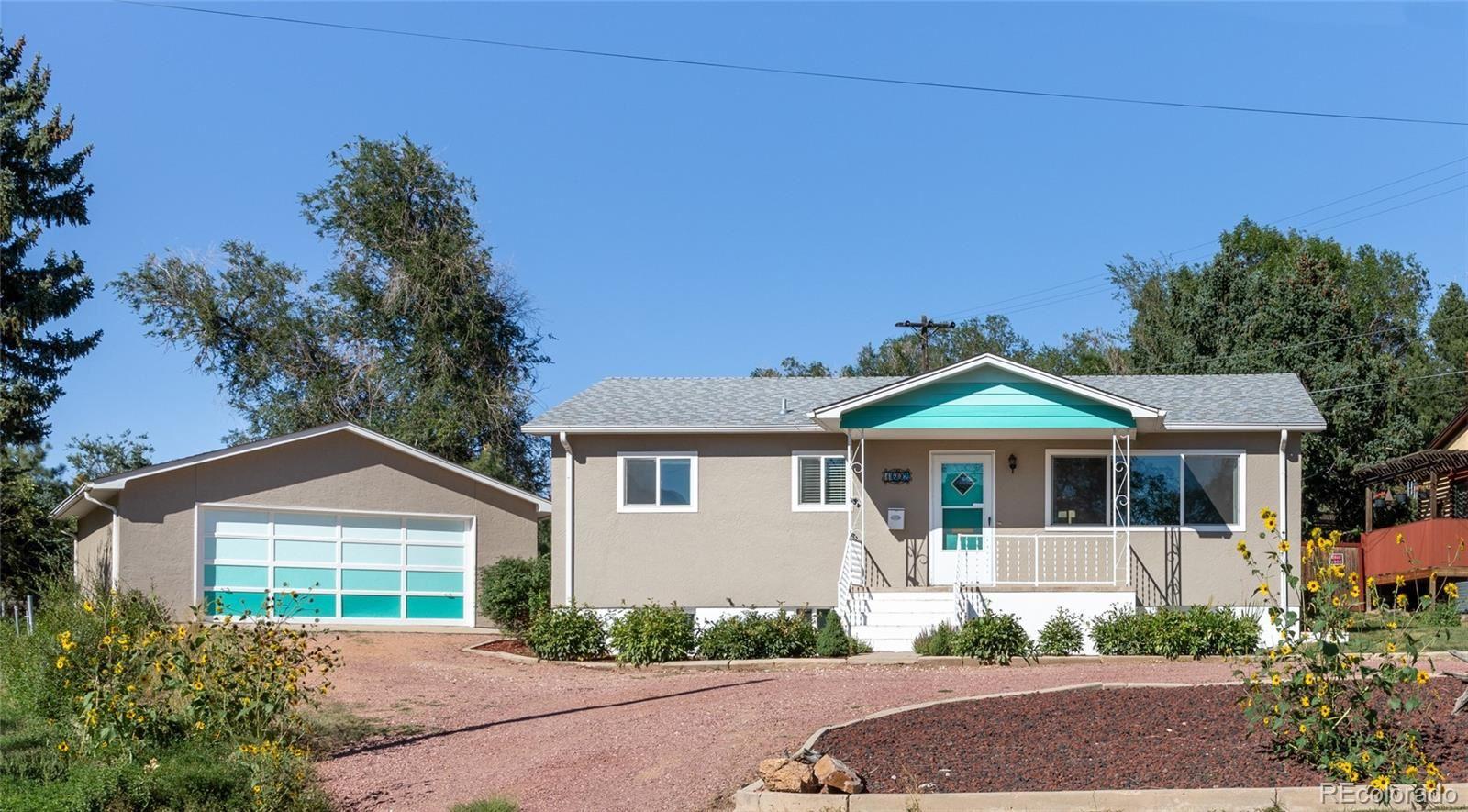 1602 W Saint Vrain Street, Colorado Springs, CO 80904 - MLS#: 5890992