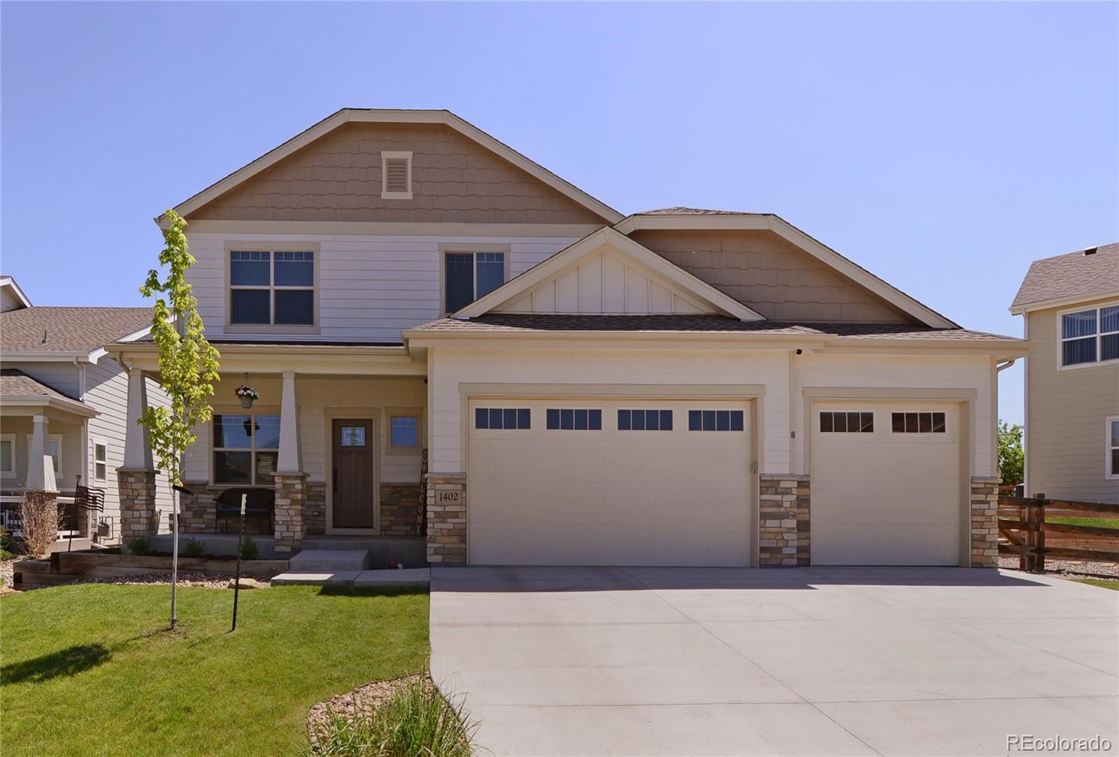 1402 63rd Avenue Court, Greeley, CO 80634 - #: 9035992