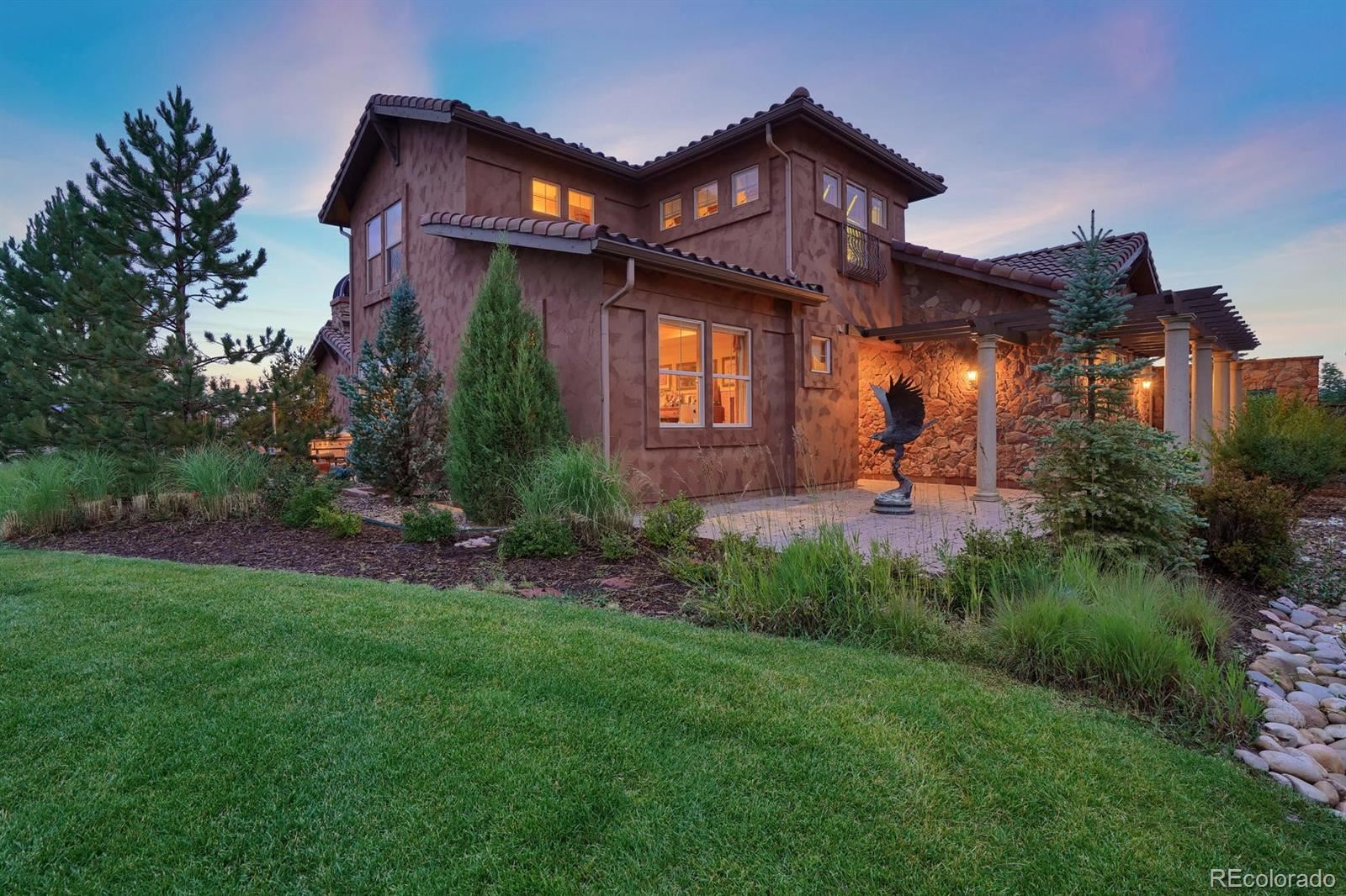 2275 Rocking Horse Court, Colorado Springs, CO 80921 - #: 2524993
