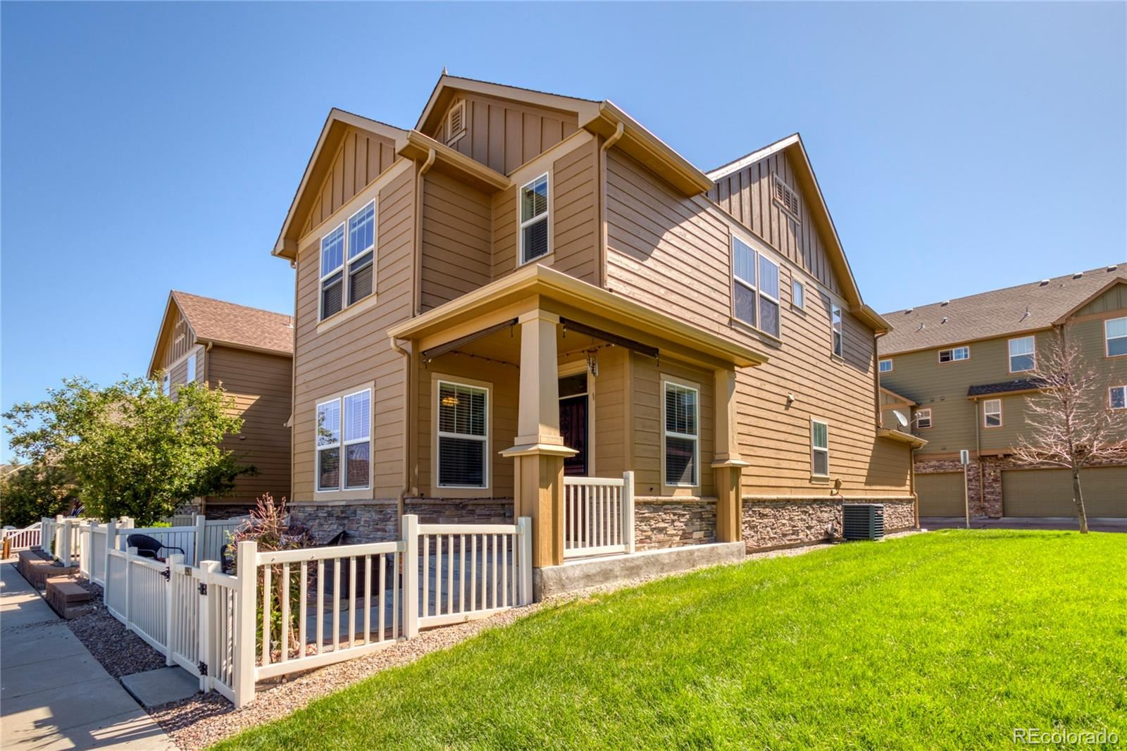3589 Tranquility Trail, Castle Rock, CO 80109 - #: 2058995