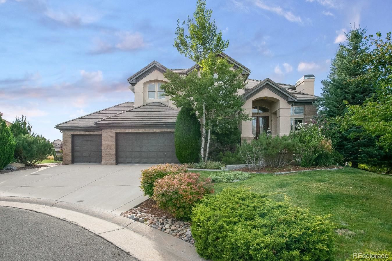 9571 E Silent Hills Place, Lone Tree, CO 80124 - #: 2867995