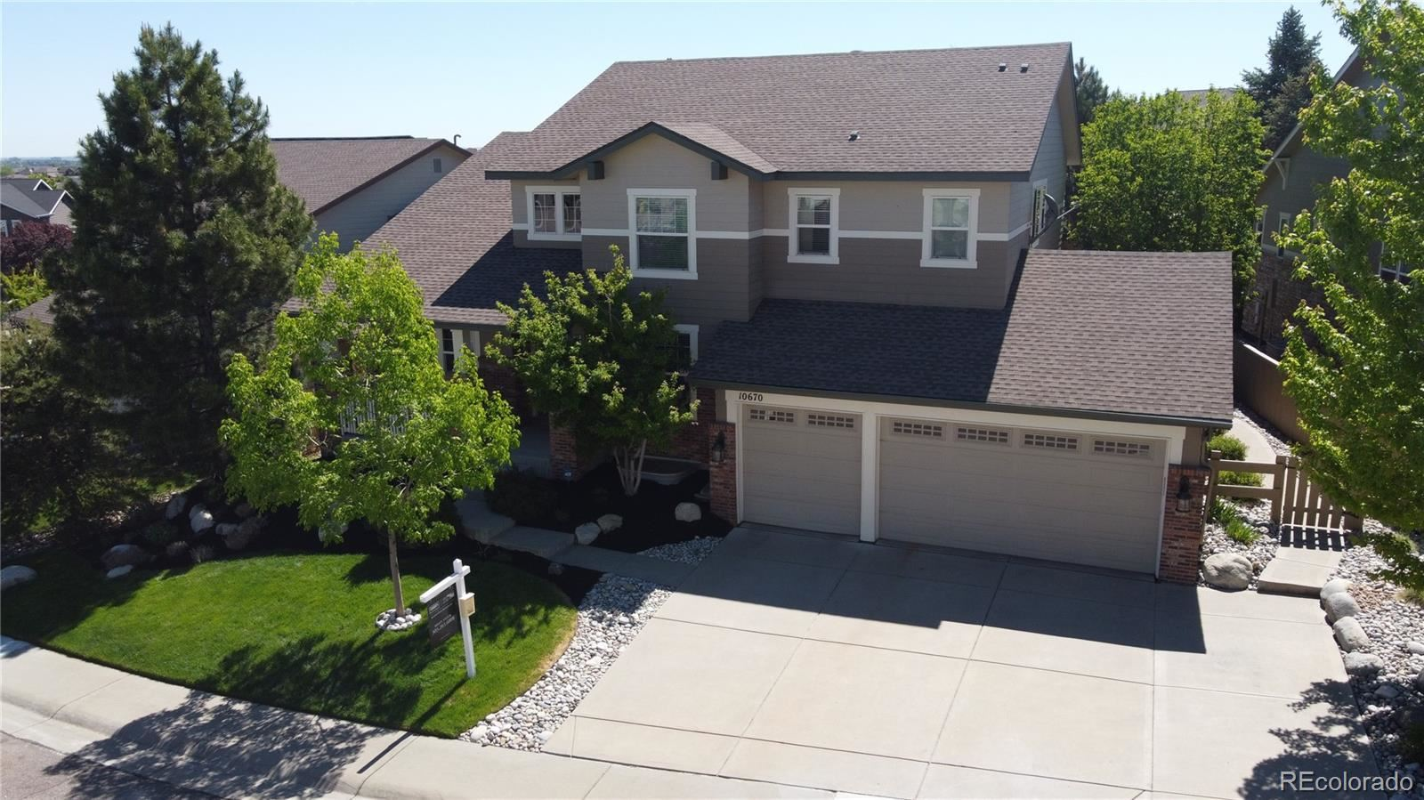 10670  Addison Court, Highlands Ranch, CO 80126 - #: 3656997