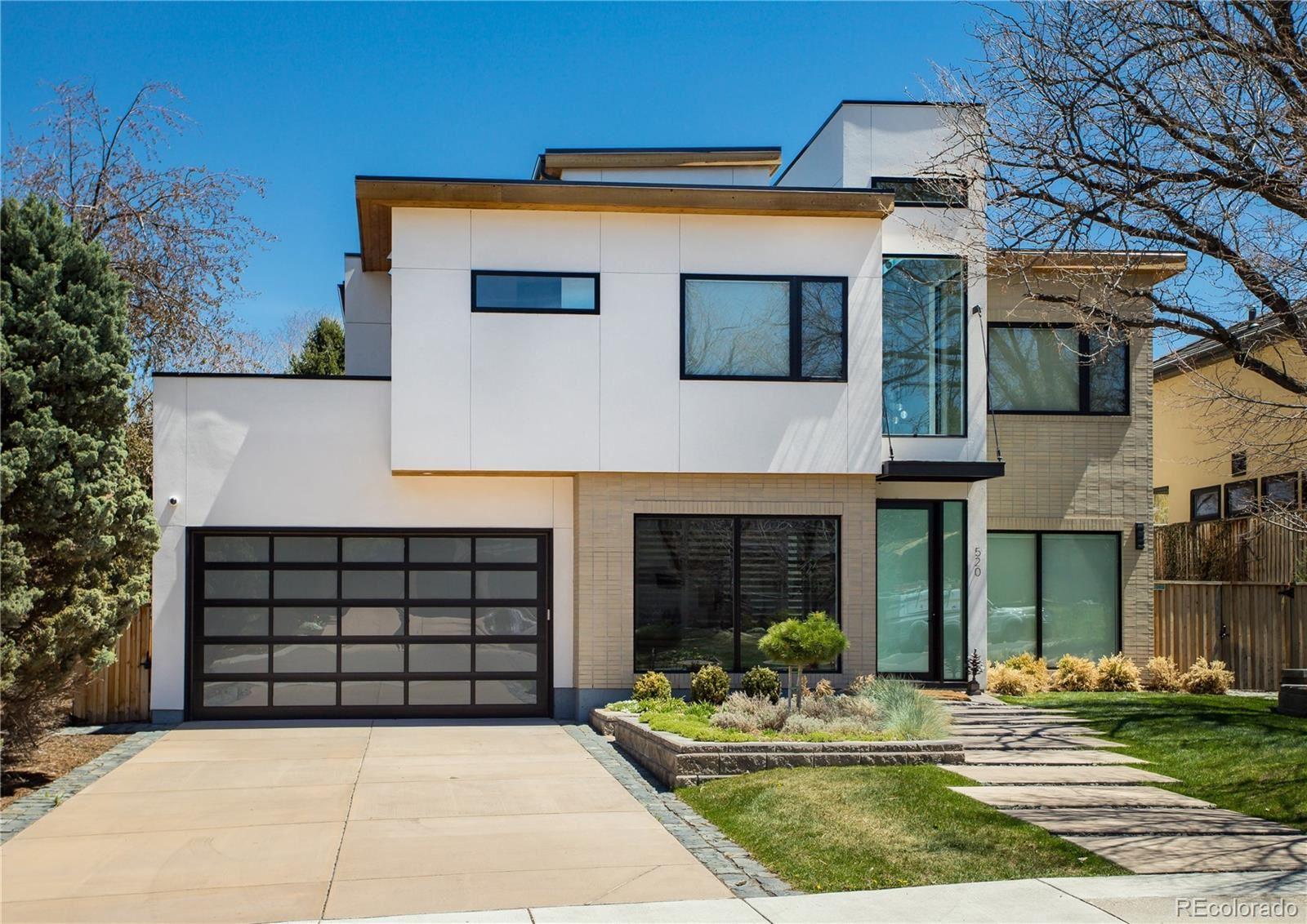 520 S Garfield Street, Denver, CO 80209 - #: 7275998