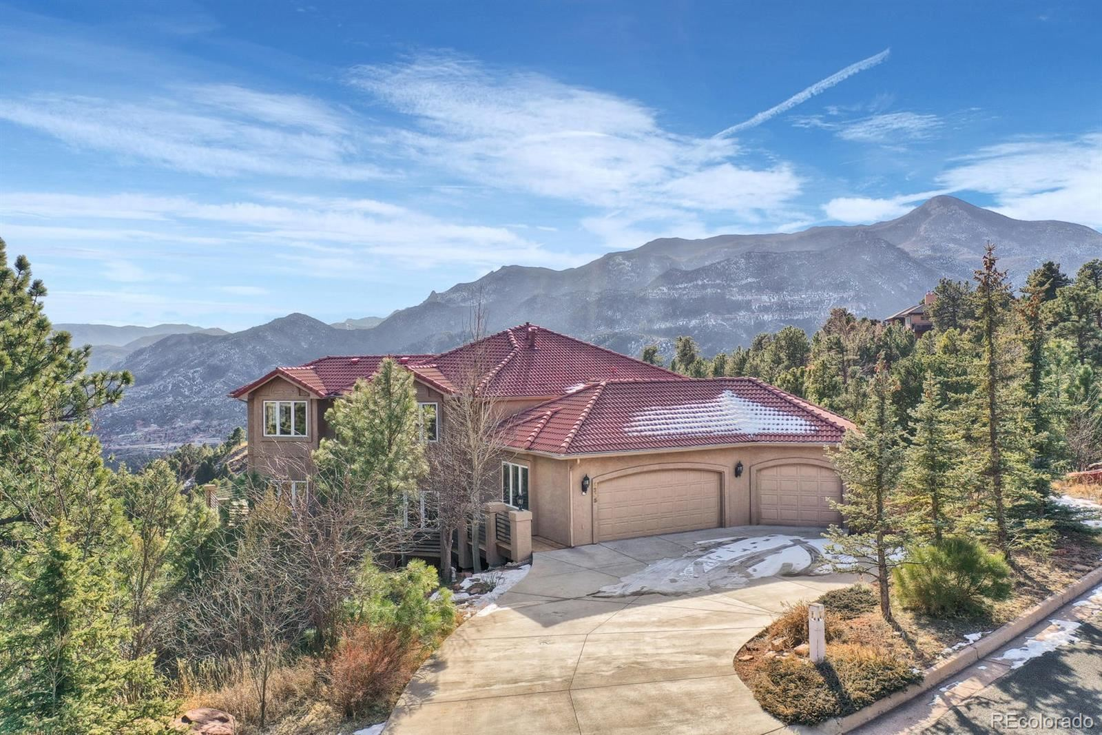 4345  Three Graces Drive, Colorado Springs, CO 80904 - #: 9522998