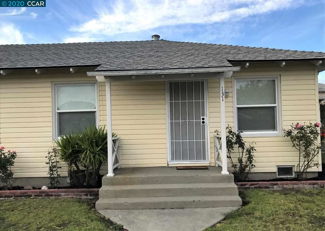 Photo for 131 Curry St, RICHMOND, CA 94801 (MLS # 40930000)