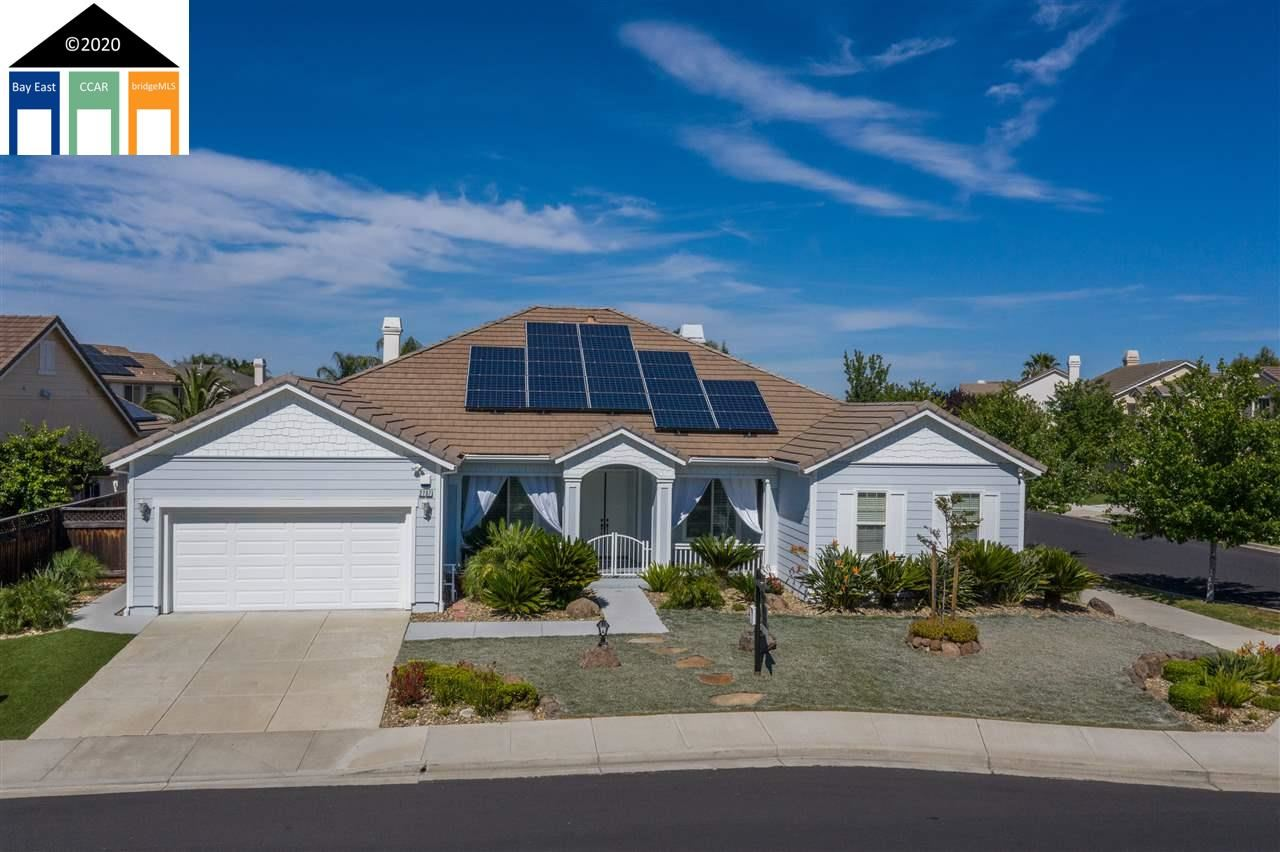 Photo of 2707 Cathedral Circle, BRENTWOOD, CA 94513-5154 (MLS # 40903004)