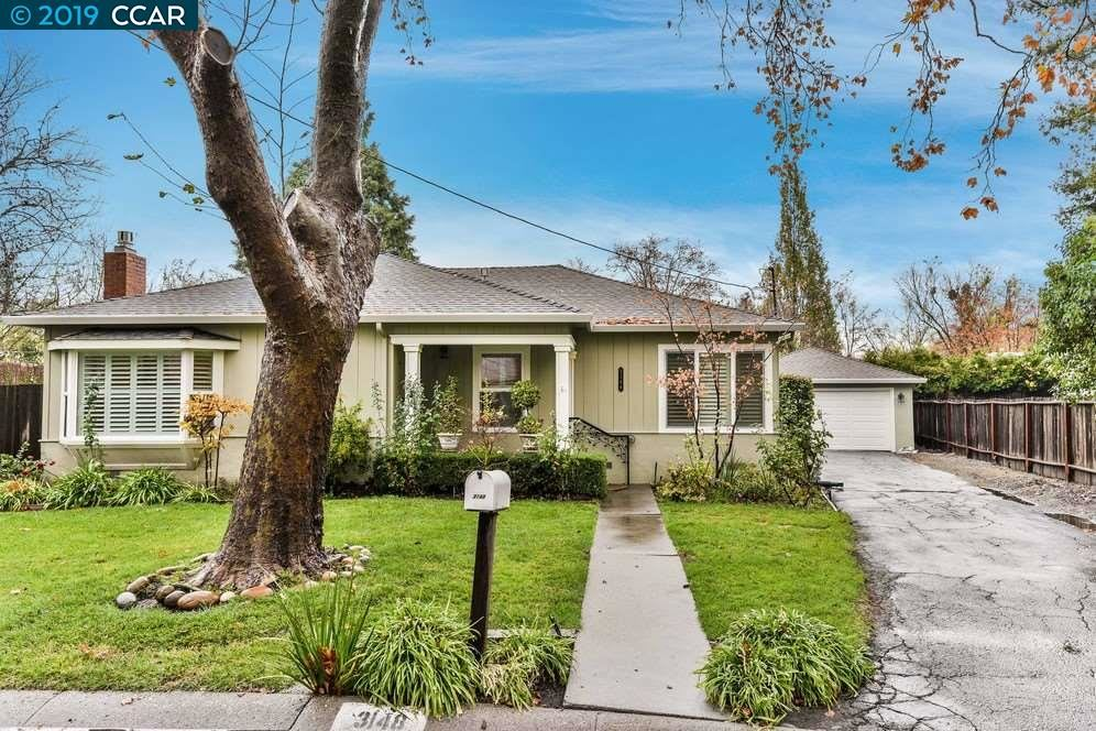 Photo for 3148 Sun Valley Ave, WALNUT CREEK, CA 94597 (MLS # 40890007)