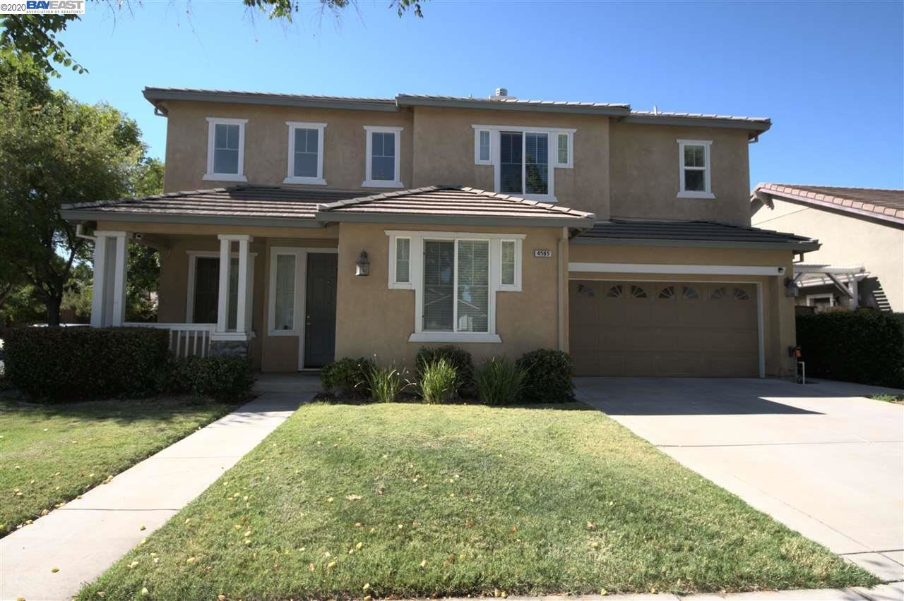 Photo for 4585 Carnegie Ln, BRENTWOOD, CA 94513 (MLS # 40915008)
